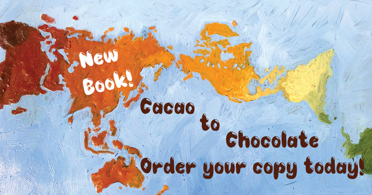 Cacao to Chocolate Book